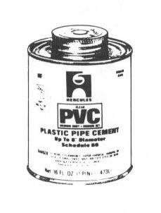 Hercules PP&F Clear Cleaner