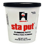 Hercules Sta-Put Putty